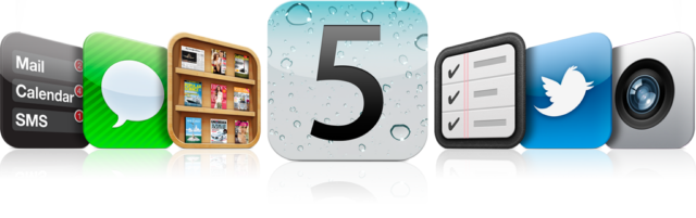 iOS 5, compatibilità con iPhone 3GS, 4 e 4S, iPad e iPod Touch